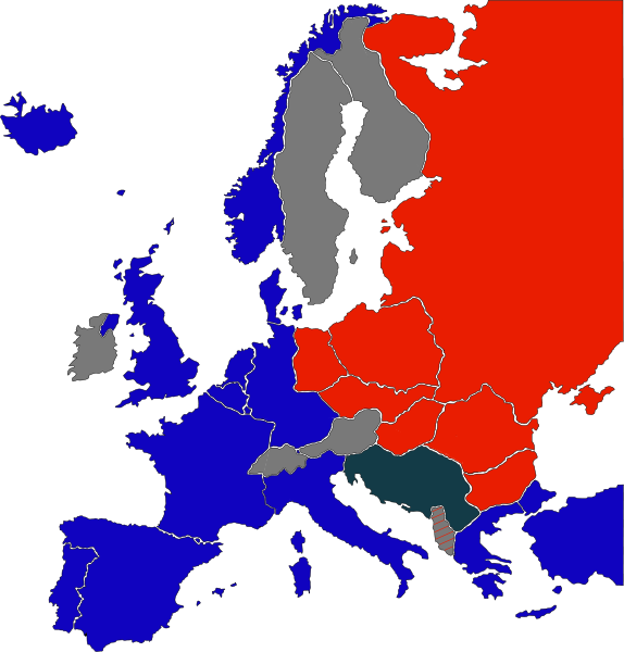 1989 - The Collapse of Communism in Eastern Europe