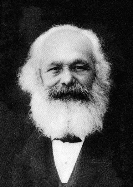 Did Karl Marx invent communism?