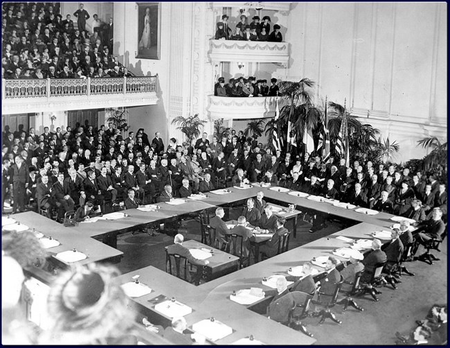 the peace treaties of world war 1 Here are alternate treaties, same frontlines, allies still won the war music: allegro agitato from two steps from hell.