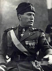 a biography of benito mussolini an italian leader during second world war This mussolini photo gallery features mussolini pictures excellency benito mussolini, head of government, leader of in the second world war.
