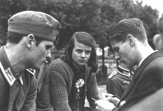 Opposition in Nazi Germany