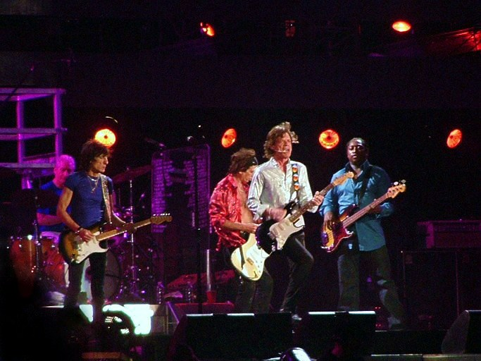 Rolling Stones Still Rocking And Rolling At 50 The
