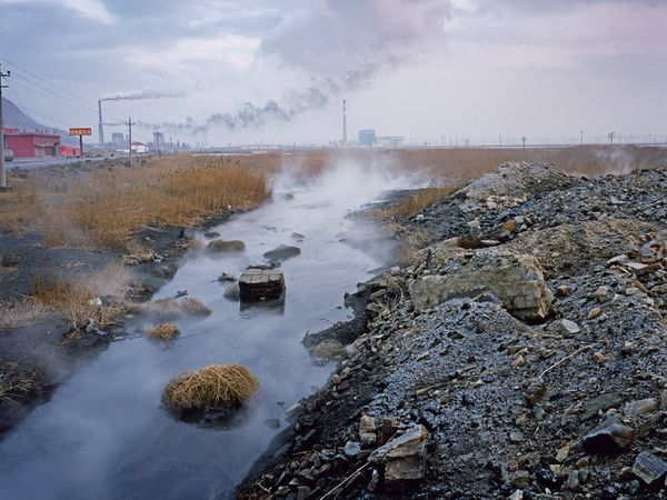 pollution english article
