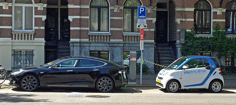 Netherlands want to ban non-electric cars
