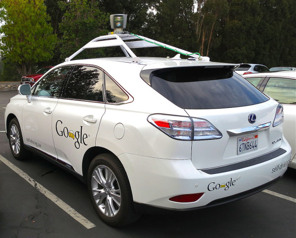 Google PLans Driverless Car