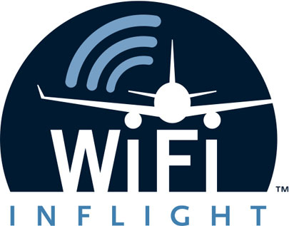 high speed internet connetions on airplanes