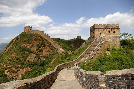 The Great Wall of China | Facts and History