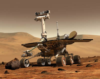 In 1997, Mars Pathfinder,